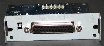 tarjeta interface puerto serial samsung para punto ventas srp270-dp