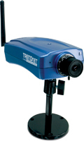 CAMARA IP VIDEO INALAMBRICA 802.11G 54MBPS MICROFONO TRENDNET TV-IP201W