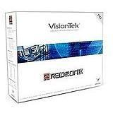 TARJETA VIDEO PCI VISIONTEK ATI RADEON 7000 CONECTOR VGA Y DVI PARA 2 MONIT. - 64MB TV-OUT VTKRAD7K64P