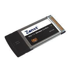 TARJETA RED INALAMBRICA 802.11N 300MBPS BUSCARD ZONET ZEW1542