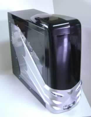 CAJA MEDIA TORRE DX-ETMAVR004 SIN FUENTE SECC 0.6MM USB2.0 LATERAL ESPECIAL 2 VENTILADORES COLOR