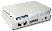 VOIP GATEWAY ARTDIO IPH-102 COMUNICACION PUNTO A PUNTO CON UNA IP PUBLICA REQUIERE MINIMO 2 UNIDADES