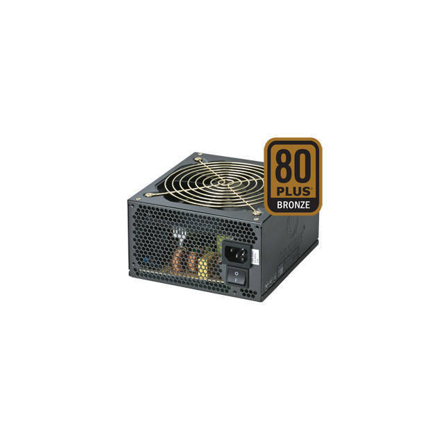 fuente poder 800w coolmax zu-800b 80 plus bronze atx12v 2.3/eps12v 2.91 active pfc