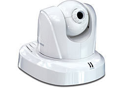 CAMARA IP CMOS 1/4IN 640X480 4.57MM 1LUX ZOOM DIGITAL 4X MOVIMIENTO HORIZONTAL VERTICAL 10/100 TRENDNET TV-IP600
