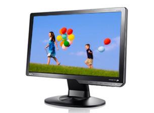 MONITOR LCD 15.6IN BENQ WIDESCREEN G610HDA 1366X768 16:9 250 CD/M2 CONTRASTE 500:1 DCR 10000:1 VGA NEGRO