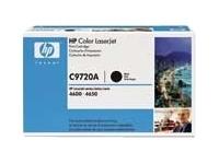 TONER HP C9720A NEGRO ORIGINAL PARA SERIES COLOR LJ 4600/4650