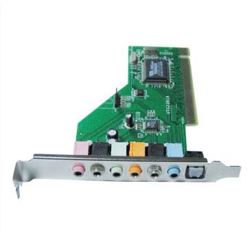TARJETA SONIDO 8 CANALES PCI DX RMCPS004