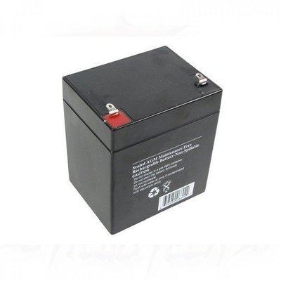 BATERIA UPS DX PL4.5-12 4.5AH12V SLA SEALED LEAD ACID TERMINAL F1 0.47CM ANCHO