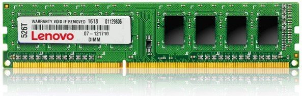 MEMORIA DIMM DDR4-2133 PC4-17000 2133MHZ LENOVO 8GB UNBUFFERED NON-ECC 288-PIN 1.2V 3Y/GARANTIA 4X70K09921