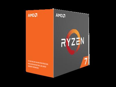 PROCESADOR AMD AM4 RYZEN 7 1700X QUAD-CORE 3.4GHZ MAX 3.8GHZ 8 CORE 16 THREAD 95W SIN VENTILADOR YD170XBCAEWOF