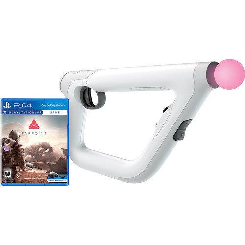 PAQUETE SONY FARPOINT VR CON CONTROL AIM 3001933