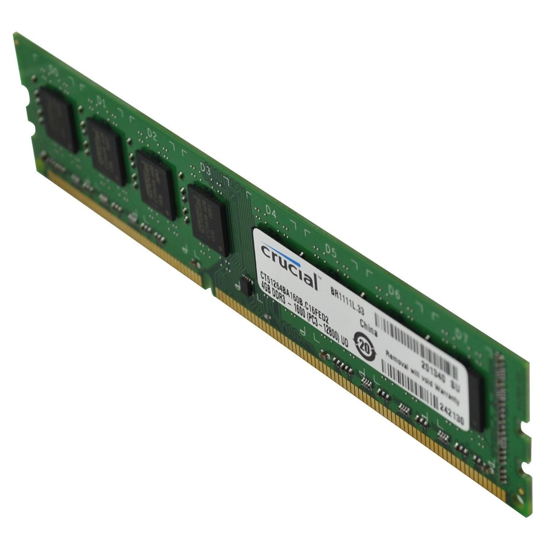 MEMORIA DDR400 PC3200 CRUCIAL 512MB BL11124.8Z CT6464Z 40B