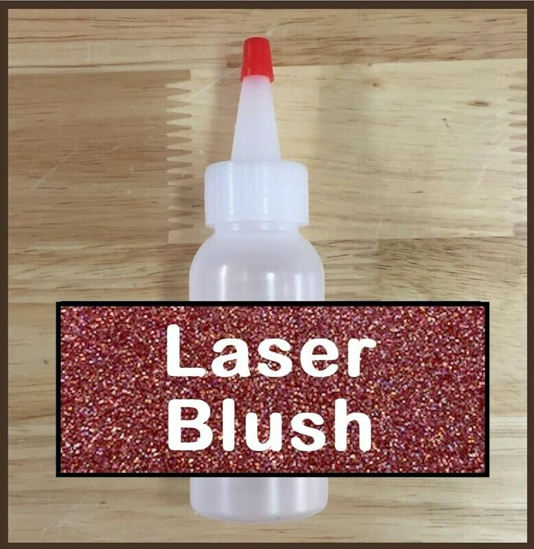 CLEARANCE! Laser Blush Glitter Refill