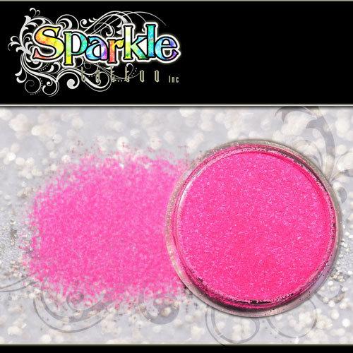 Neon Pink Glitter