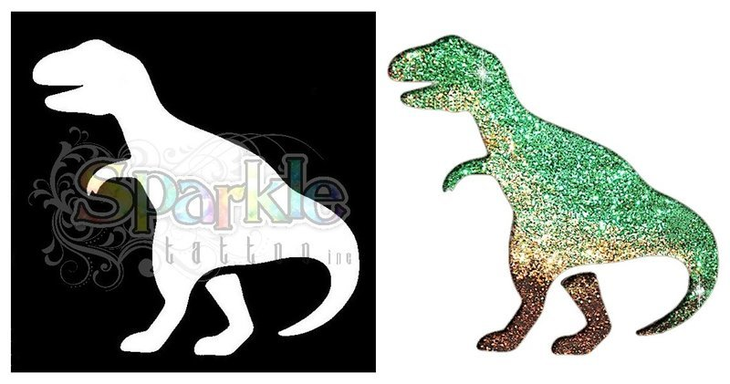 T-Rex Stencil