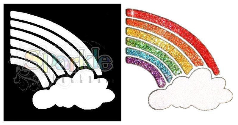 Rainbow Stencil