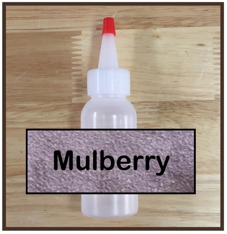 CLEARANCE! Mulberry Glitter Refill
