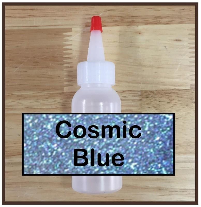 CLEARANCE! Cosmic Blue Glitter Refill