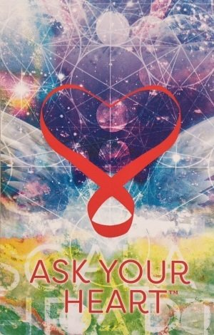 ASK YOUR HEART Cards by Scalar Heart Connection