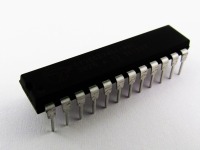 PS/2 Keyboard Chip