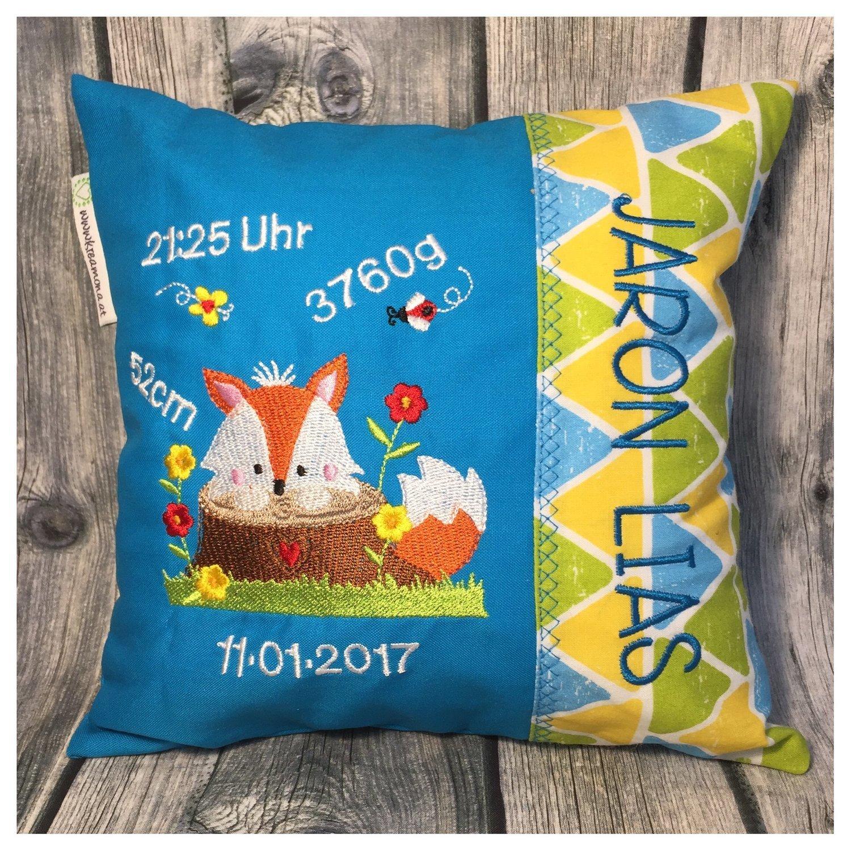 Kissen Mini Fuchs