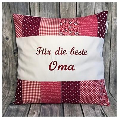 Kissen Maxi Beste Oma