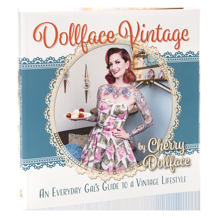 Dollface Vintage - BOOK + DIGITAL EDITION BUNDLE