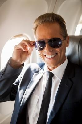 Men's Aviator Luxury Eyewear