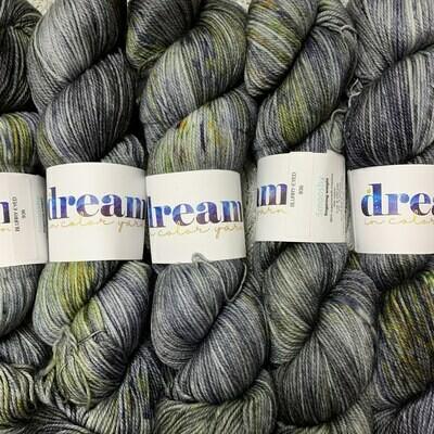 Dream in Color  Yarn Blurry-Eyed smooshy sock