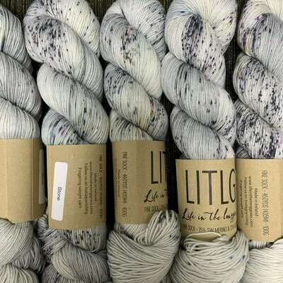LITLG sock yarn Stone