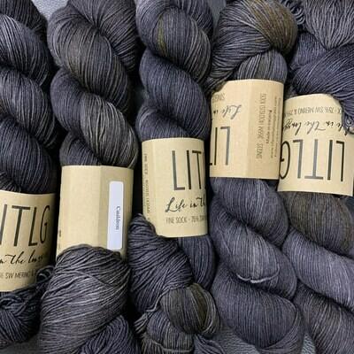 LITLG sock yarn Cauldron