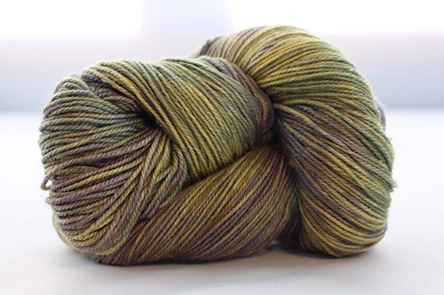 Dream in Color Smooshy Cashmere Blend Sock VC501 Canary Cape