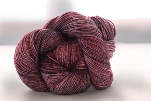 Dream in Color Smooshy Cashmere Blend Sock VC511 Electric Mauve