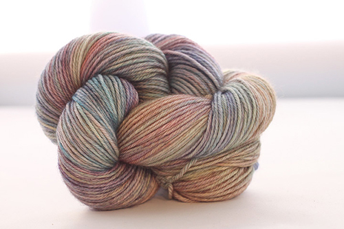 Dream in Color Smooshy Cashmere Blend Sock VC608 Milky Spite