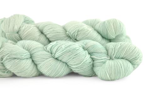 Malabrigo Hand dye Lace Water Green #83