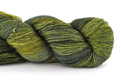 Malabrigo Sock Hand dye  Yarn Ivy #138*