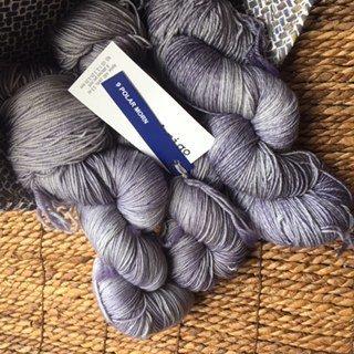 Malabrigo Sock Polar Morn #9