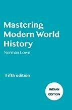 Mastering Modern World History (Macmillan Master Series)