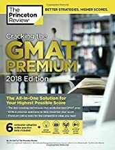 The Princeton Review- Cracking GMAT premium 2018 Ed