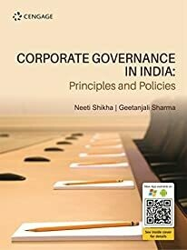 Corporate Governance in India: Principles and Policies