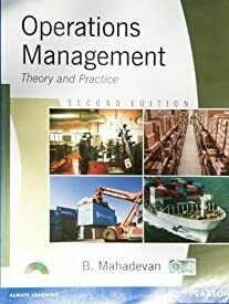 Operations Management with Cd (Old Edition)