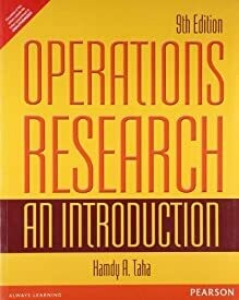 Operations Research: An Introduction, 9e