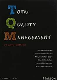 Total Quality Management 4e