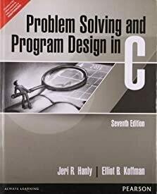 Problem Solving and Program Design in C, 7e