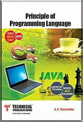 Principles of Programming Language for AKTU (V-CSE/CE&IT/IT-2013 course) by A.A.PUNTAMBEKAR