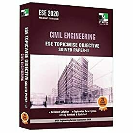 IES CIVIL Engineering Objective Solved Papers Volume 2