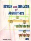 Design and Analysis of Algorithms by Vinod K. Rajput