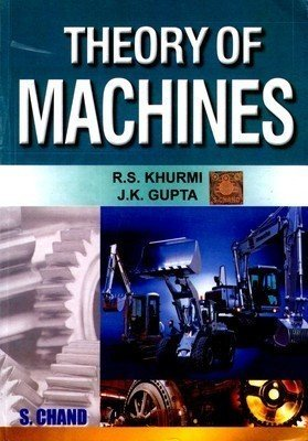 Theory of Machines                      R.S. Khurmi | Pustakkosh.com