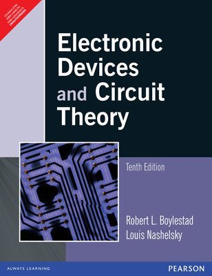 Electronic Devices and Circuit Theory                        Paperback by Robert L. Boylestad (Author)  Pustakkosh.com