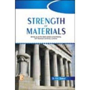 Strength Of Materials by R K Bansal -